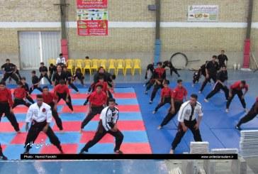 همایش کونگ فو کاران اردستان برگزار شد/ تصاویر