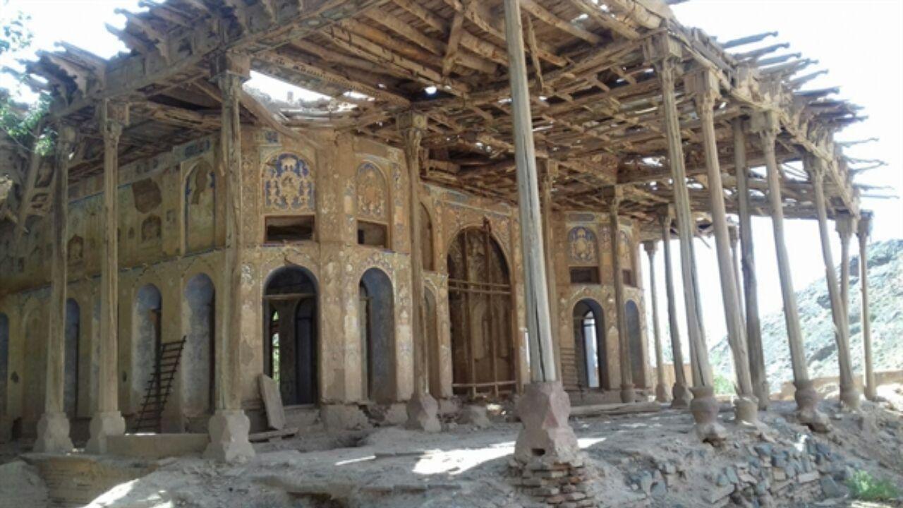 مالکیت مجموعه کاخ سرهنگ آباد تعیین تکلیف شود