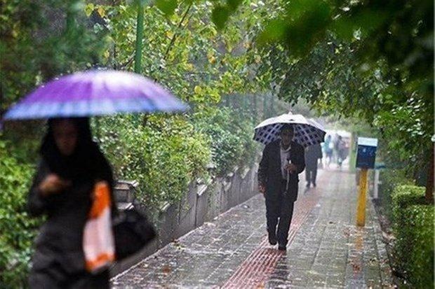 بارشهای اردستان نسبت به بلندمدت ۱۵.۲ درصد افزایش یافت