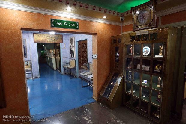 موزههای شهدا در اردستان باید در قالب یک موزه تجمیع شوند