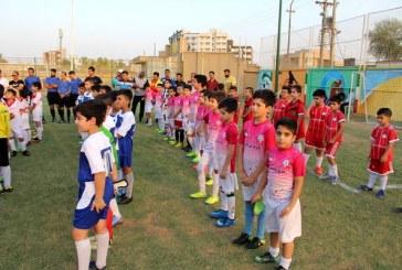برگزاری فستیوال فوتبال با حضور ۲۸ تیم کشوری در اردستان