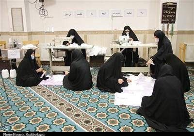 گروههای جهادی «اردستان» از حسینهها و مساجد به مقابله با کرونا آمدند