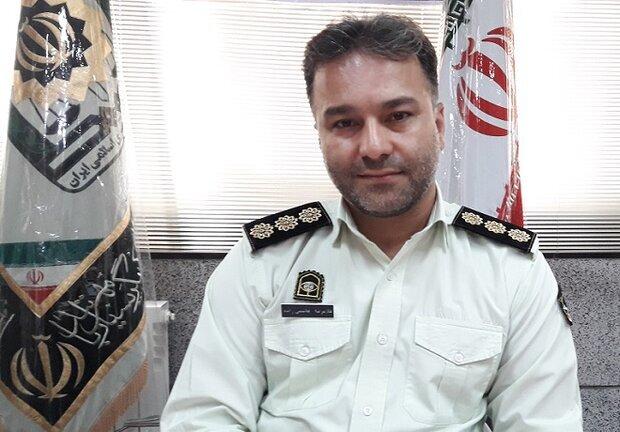 سارقان باتری دکلهای مخابراتی اردستان دستگیر شدند