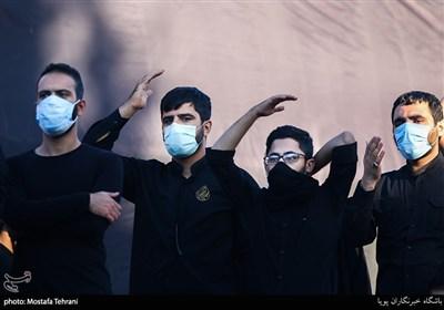 برگزاری مراسم عزاداری در اردستان با رعایت کامل پروتکلهای بهداشتی/ مداحان به ندای رهبر معظم انقلاب لبیک گفتند