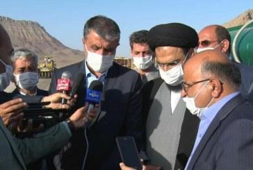 ۶۴ کیلومتر کنار گذر شرق اصفهان توسط رئیس جمهور افتتاح می شود