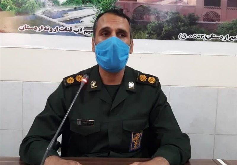 سپاه اردستان پیشتاز در مقابله با کرونا / ۱۰۰ نیرو برای کمک به شبکه بهداشت اعزام شدند