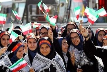 """برنامههای هفته بسیج دانشآموزی در اردستان اعلام شد/اجرای پویش """"همه با هم مرگ بر آمریکا"""""""