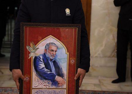 قصاص عاملان ترور شهید فخریزاده مطالبه مردم اردستان/مسئولان تقاص خون شهید را بگیرند + فیلم