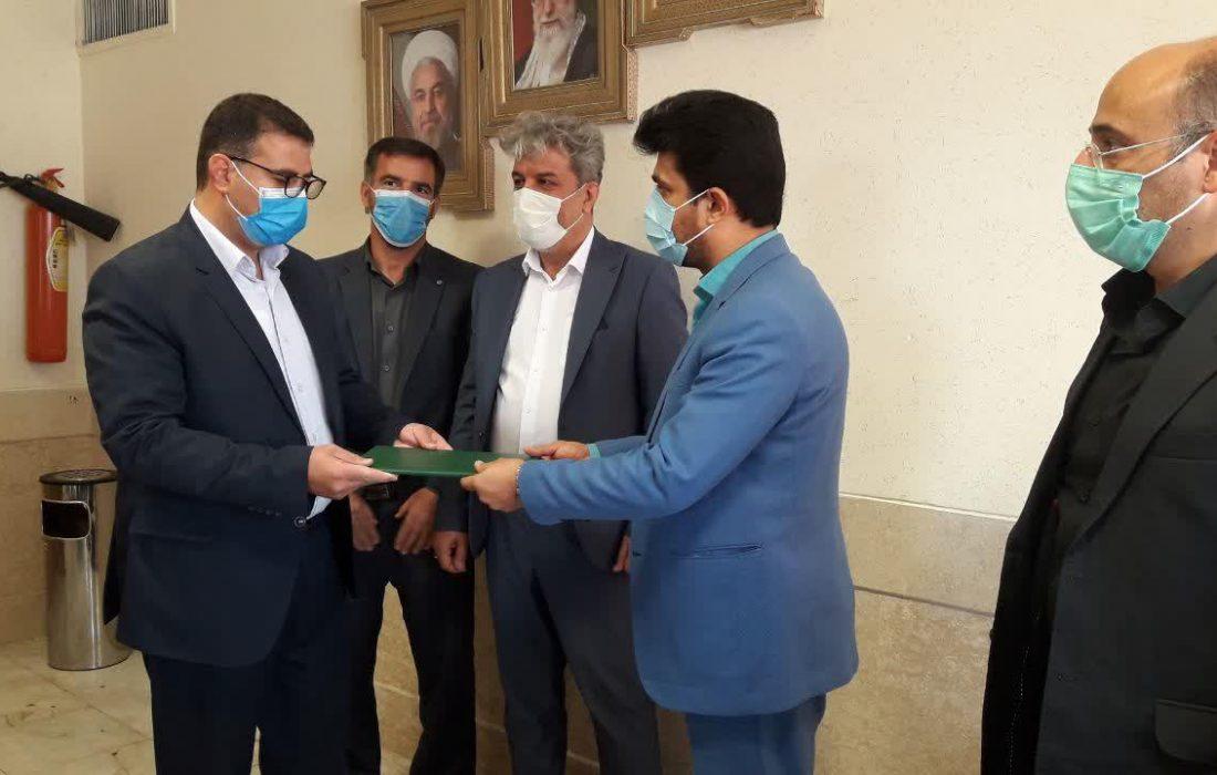 پایگاه ملی بافت تاریخی شهر زواره دارای مسئول شد
