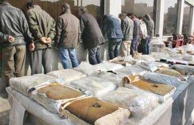 دستگیری قاچاقچیان مواد مخدر در اردستان ۲۳۳ درصد افزایش داشته است